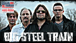Karl Truman Law Office Presents: Bike Night! with Big Steel Train @ KingFish Jeffersonville | Jeffersonville | Indiana | United States