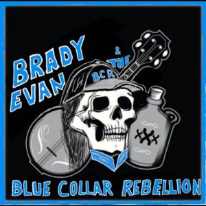 On The Rocks Presents: Brady Evan and The Blue Collar Rebellion @ KingFish Jeffersonville | Jeffersonville | Indiana | United States