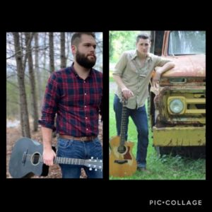 Live & Local: with Kyle Tipton and Robby Cox @ KingFish Jeffersonville