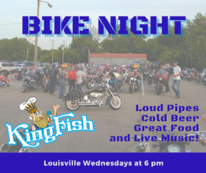 KingFish Louisville Bike Night! @ KingFish Louisville | Louisville | Kentucky | United States